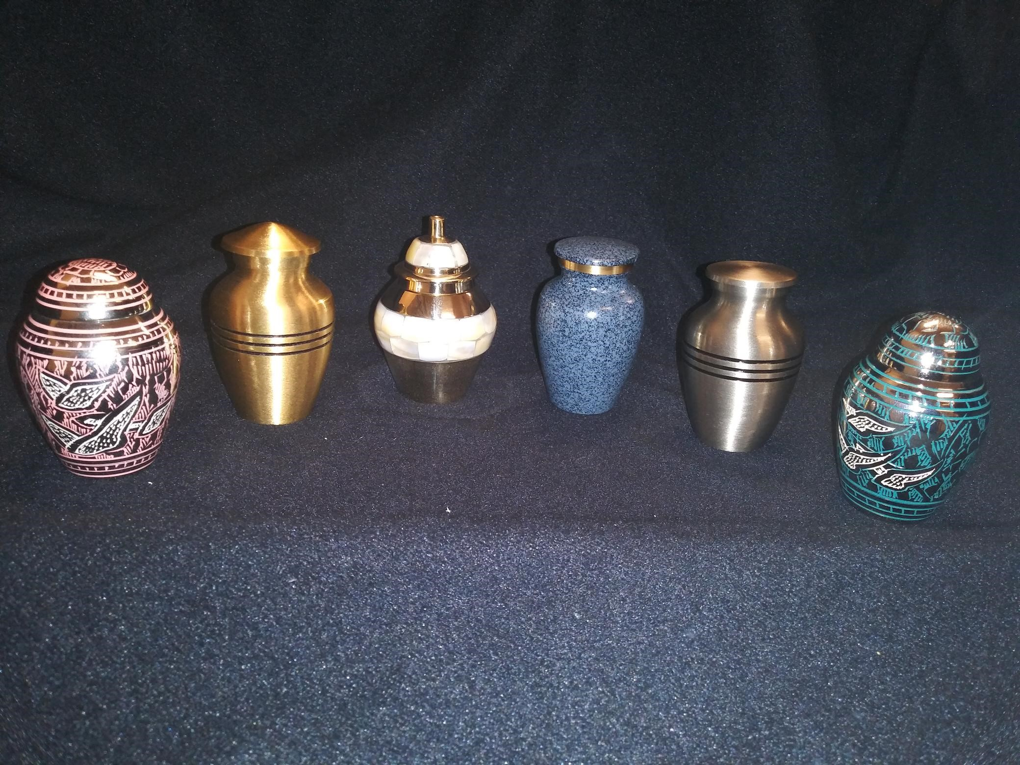 Small Urns